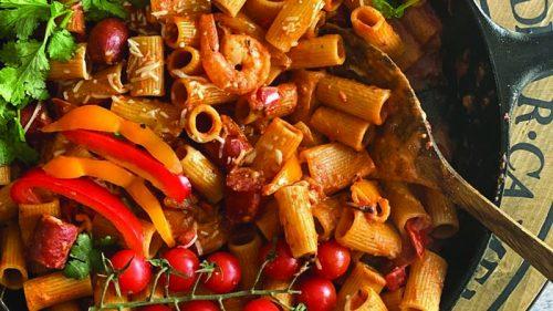 HalalJambalayaPasta-recipes