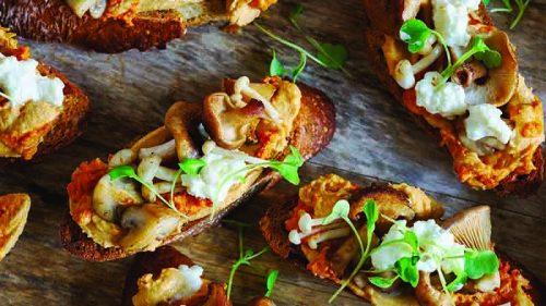HummusCrostini-recipes