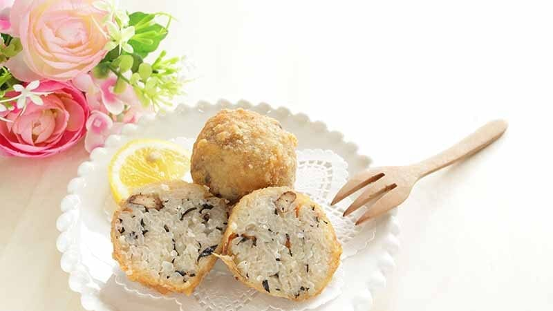 Wild Rice Croquettes – Canadian Food Exporters Association